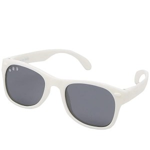 White Flexible Sunglasses (Baby)