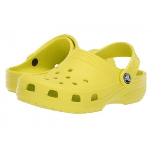 Classic Clog (Toddler/Little Kid/Big Kid) Citrus