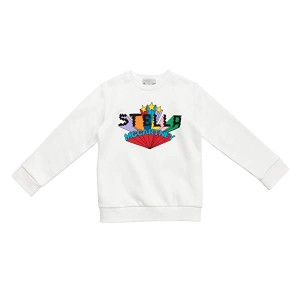 Logo Sweatshirt (Toddler/Little Kids/Big Kids)