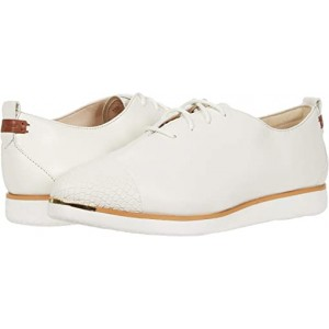 Cole Haan Grand Ambition Lace-Up Ivory Python Print Leather/British Tan/Ivory