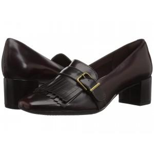 Tealia Maye Aubergine Patent Leather