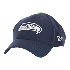 NFL Team Classic 39THIRTY Flex Fit Cap - Seattle Seahawks