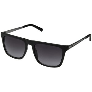 GUESS GF0176 Matte Black with Gunmetal/Smoke Gradient Lens