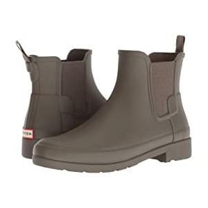 Original Refined Chelsea Boots Swamp Green