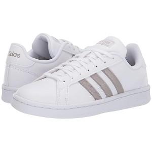 adidas Grand Court Footwear White/Platinum Metallic/Footwear White