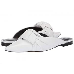 Coretta Optic White Leather