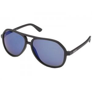KC1316 Matte Black/Blue Mirror
