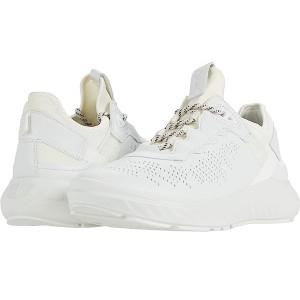 ECCO ST.1 Lite Sneaker White/White Cow Leather/Textile