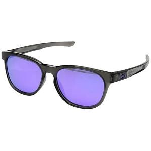 Oakley Stringer Grey Smoke/Violet Iridium