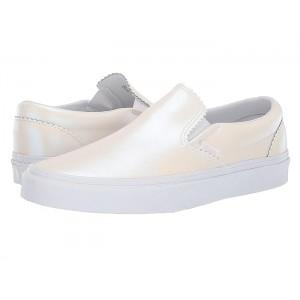 Classic Slip-On Pearl Suede Classic White/True White