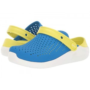 LiteRide Clog (Little Kid/Big Kid) Bright Cobalt/Citrus