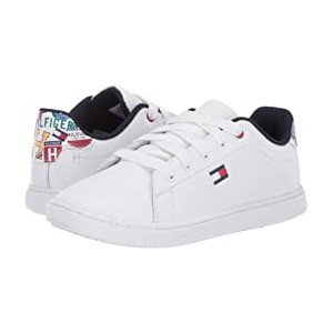 Iconic Court (Little Kid/Big Kid) White/Multi