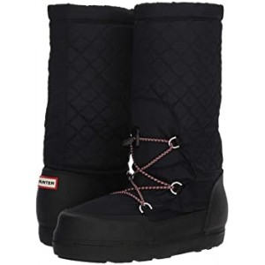 Original Quilted Snow Boots Black
