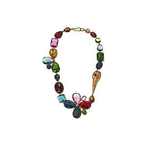 Conversational Stone Necklace