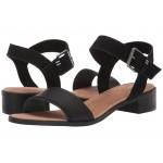 Camilia Black Leather/Suede