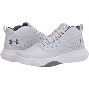 Under Armour Lockdown 4 Halo Gray/White/Pitch Gray