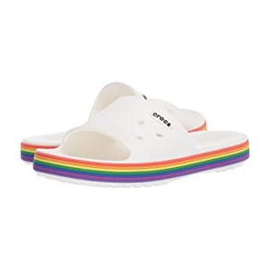 Crocband III Rainbow Slide