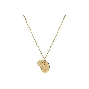 Mini Dove Pendant Necklace