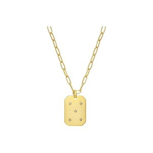 Twinkle Pave Pendant Necklace