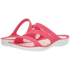 Swiftwater Sandal Poppy/White