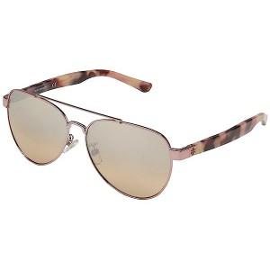 TY6070 57 mm Pilot Metal Sunglasses
