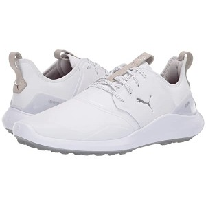 PUMA Golf Ignite Nxt Pro White/Silver/Gray Violet
