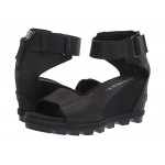 Joanie II Ankle Strap Black Full Grain Leather