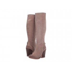 Marge Tall Slouch Boot Taupe