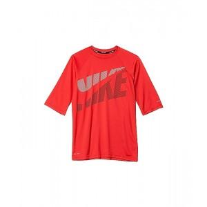 Nike Kids Tilt Half Sleeve Hydroguard (Little Kidsu002FBig Kids) University Red