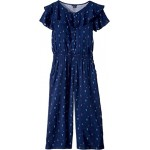Printed Ruffle Jumpsuit (Big Kids)
