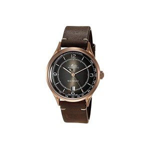 40 mm Multifort Patrimony Automatic Leather Strap - M0404073606000