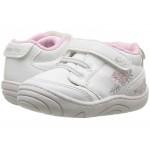 Taye (Infant/Toddler) White/Pink