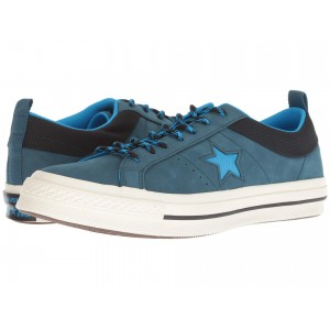 One Star - Ox Blue Fir/Blue Hero/Black
