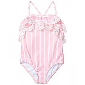 Ruffle One-Piece Swimsuit (Toddler/Little Kids/Big Kids)