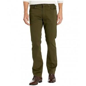 Varick Stretch Slim Straight Jean Company Olive