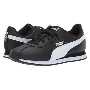 Turin II (Big Kid) Puma Black/Puma White