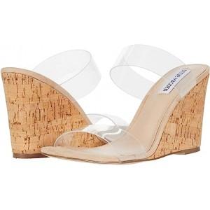 Steve Madden Eldridge Wedge Sandal Clear