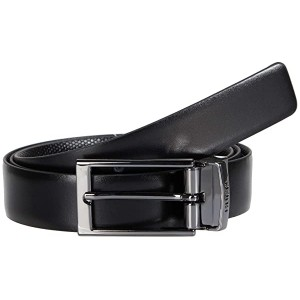 Gilvin Leather Belt by HUGO