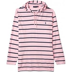 Polo Ralph Lauren Big & Tall Big & Tall Long Sleeve T-Shirt Taylor Rose/Newport Navy