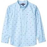 Forrest Button-Down Shirt (Big Kids)