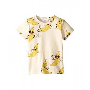 Banana All Over Print Short Sleeve Tee (Infant/Toddler/Little Kids/Big Kids)