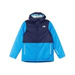 The North Face Kids Freestyle Insulated Jacket (Little Kidsu002FBig Kids) Clear Lake Blue
