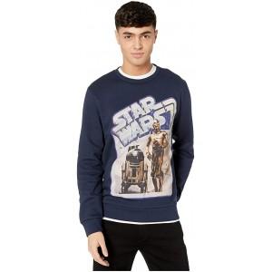 Etro Star Wars Sweatshirt Navy