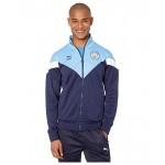 PUMA Manchester City FC Iconic MCS Track Jacket Peacoat/Team Light Blue