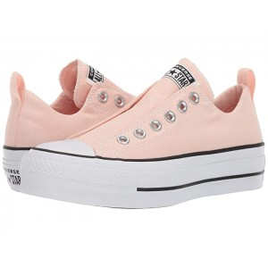 Chuck Taylor All Star Lift Slip - Ox Washed Coral/White/Black