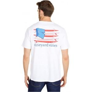 Short Sleeve Surf Flag Pocket T-Shirt