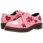 1461 Hearts Core Applique Geranium Pink/White