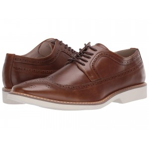 Jeston Lace-Up B Cognac