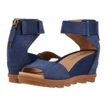 Joanie II Ankle Strap Blue Shadow Nubuck