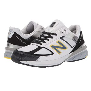 New Balance Made in US 990v5 Silver/Black